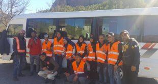 الجمعية المغربية للإغاثة المدنية – حملة شتاء دافئ